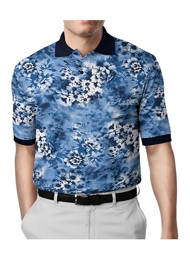 IGS Erkek A.Mavı Modernfıt / Dar Kalıp Std Tışört Mavi